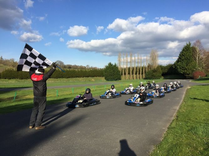 KARTING-DEAUVILLE